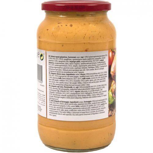 El Sabor Jalapeno Cheese Sauce 1000g-2