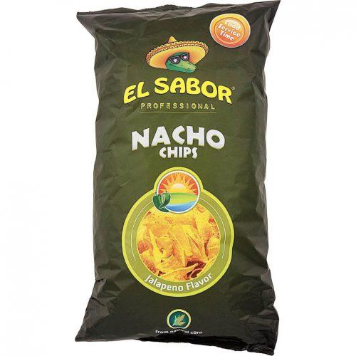 El Sabor Nacho Jalapeno Flavour 500g