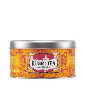 Εξωτικό Μείγμα Βοτάνων Χωρίς Καφεΐνη Kusmi Aqua Exotica Tea 125g