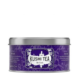 Χαλαρωτικό Μείγμα Βοτάνων Χωρίς Καφεΐνη Kusmi Be Cool Wellness Tea 100g