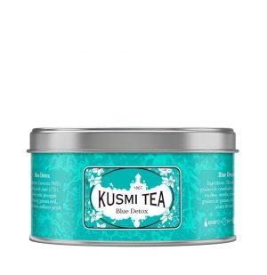 Μείγμα Πράσινου Τσαγιού Και Τσάι Μάτε Kusmi Blue Detox Ρόφημα Αποτοξίνωσης 125g