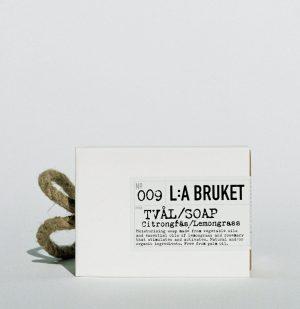 Σαπούνι Λεμονόχορτο με Σχοινάκι LA Bruket 009 Body Soap Lemongrass 240g