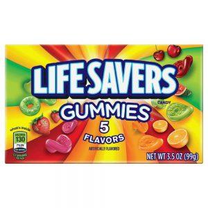 Ζελεδάκια Lifesavers Gummies 5 Flavours 99g
