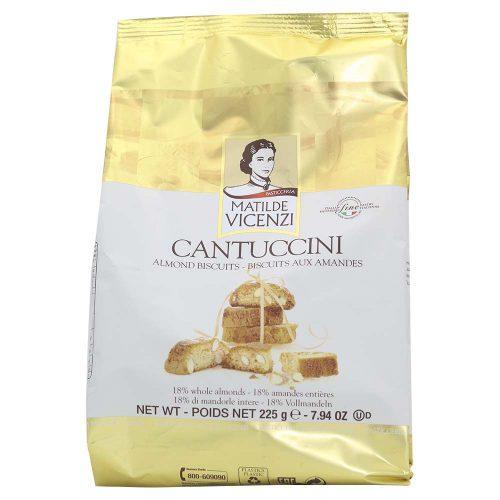 Μπισκότα με Αμύγδαλο Matilde Vicenzi Cantuccini 225g