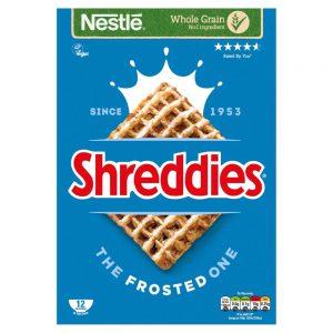 Δημητριακά Ολικής Άλεσης Nestle Frosted Shreddies 500g