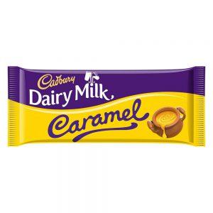 Σοκολάτα Γάλακτος Cadbury Dairy Milk Caramel 120g