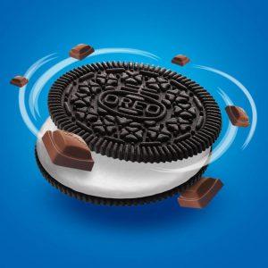 Σοκολάτα Γάλακτος Cadbury Dairy Milk Oreo 120g