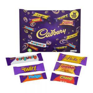 Σοκολατάκια Cadbury Family Treatsize 222g