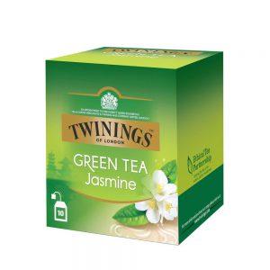 Τσάι Πράσινο Twinings Green Tea Jasmine 10 Tea Bags