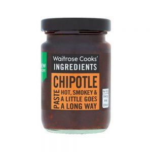 Πάστα Τσιπότλ Waitrose Chipotle Paste 90g