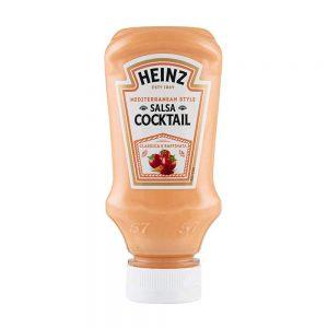 Σάλτσα Heinz Mediterranean Style Cocktail Sauce 220ml