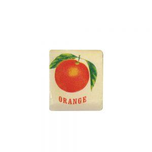 Καραμελότσιχλα Πορτοκάλι Verduyn Orange Fruit Caramels 7g