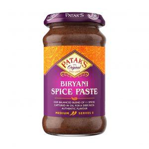 Πάστα Μπαχαρικών Pataks Biryani Spice Paste Medium 283g