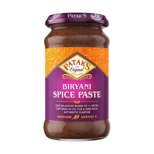 Pataks Biryani Spice Paste Medium 283g