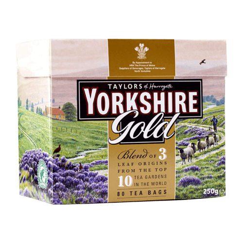 Τσάι Μαύρο Gold Taylors Yorkshire Tea 250g