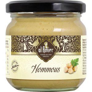Κρέμα Χούμους Al Amier Homous 180ml