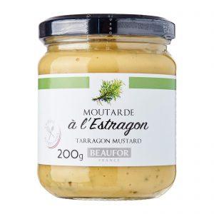 Μουστάρδα Beaufor Estragon Mustard 200g