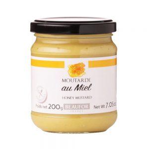 Μουστάρδα Beaufor Au Miel Honey Mustard 200g