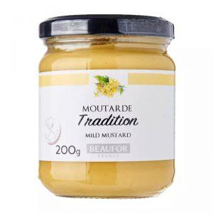Μουστάρδα Ήπια Beaufor Tradition Mild Mustard 200g