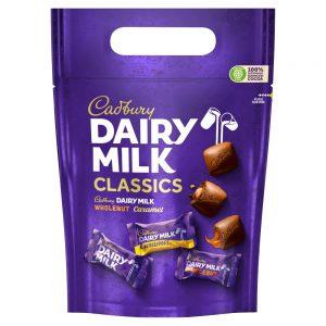 Σοκολατάκια Cadbury Classics 350g