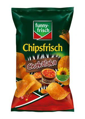 Πατατάκια Gluten Free Funny Frisch Chipsfrisch Chakalaka 175g