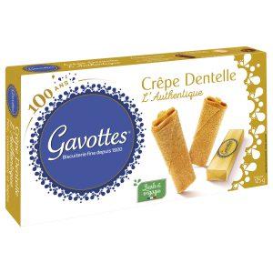 Μπισκότο Κρέπα Gavottes Crepe Dentelle Authentique 125g