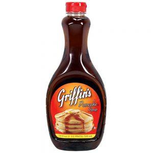 Σιρόπι για Πανκέικς Griffins Pancake Syrup Original Style 709ml