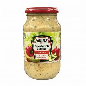 Σάλτσα Άλειμμα για Σάντουιτς Heinz Natural Sandwich Spread 300g