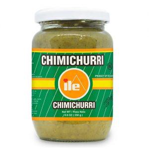 Σάλτσα Τσιμιτσούρι Ile Frasco Chimichurri En Pasta Sauce 250g