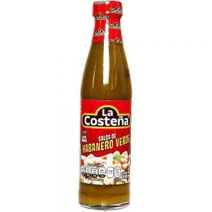 Σάλτσα Χαμπανέρο Καυτερή La Costena Salsa de Habanero Verde Extra Hot 145ml