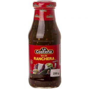 Σάλτσα Μεξικάνικη Ραντσερά La Costena Salsa Ranchera 250g