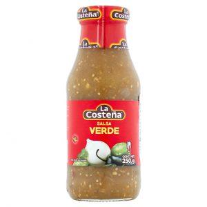 Σάλτσα Πράσινη Μεξικάνικη La Costena Salsa Verde 250g