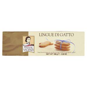 Μπισκότα Σαβαγιάρ Matilde Vicenzi Lingue di Gatto 100g