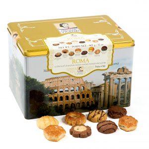 Μπισκότα Συλλογή Matilde Vicenzi Roma Assortment 907g