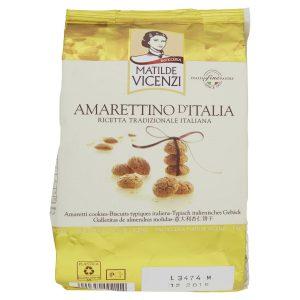 Μπισκότα Αμαρέτο Μίνι Matilde Vicenzi Amarettino d Italia 100g