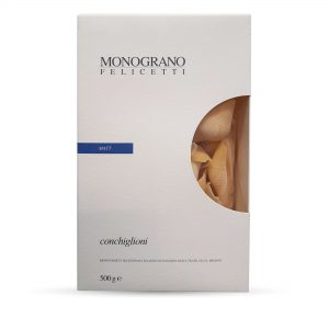 Ζυμαρικά Βιολογικά Monograno Felicetti Conchiglioni Matt Organic 500g
