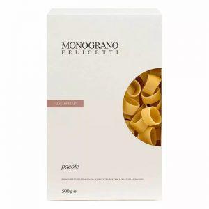 Ζυμαρικά Βιολογικά Monograno Felicetti Pacote Il Cappelli Organic 500g
