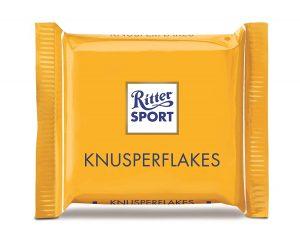 Σοκολάτα Ritter Sport Mini Knusperflakes Chocolate with Cornflakes 16.67g