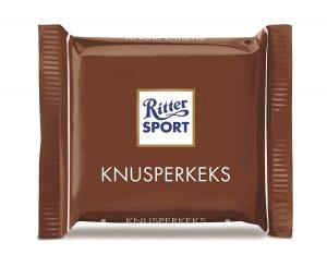 Σοκολάτα Ritter Sport Mini Knusperkeks Butter Biscuit Chocolate 16.67g