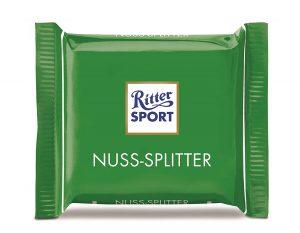 Σοκολάτα Ritter Sport Mini Nuss Splitter Hazelnut Chocolate 16.67g