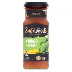 Σάλτσα Sharwoods Mango Chutney Classic Mild 360g