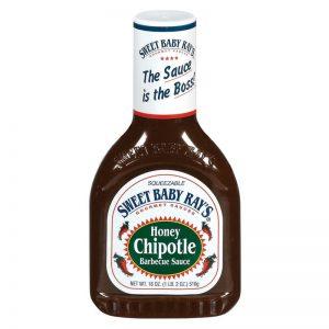 Σάλτσα Μπάρμπεκιου Sweet Baby Rays Honey Chipotle Barbecue Sauce 510g