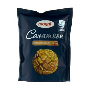 Σνακ Ποπ Κoρν Με Επικάλυψη Καραμέλας Βουτύρου Mogyi Caramoon Popcorn Caramel 70g