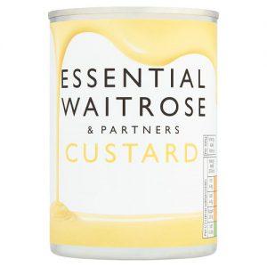 Κρέμα Κάσταρντ Waitrose Custard Cream 400g