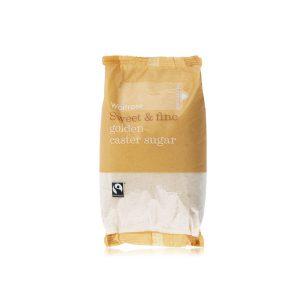 Ζάχαρη Ακατέργαστη Waitrose Sweet and Fine Golden Caster Sugar 1kg
