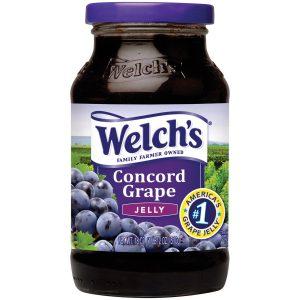 Ζελέ Σταφυλιού Welchs Concord Grape Jelly 510g