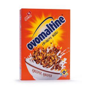 Δημητριακά Μούσλι Με Βύνη Ovomaltine Crunchy Muesli 500g
