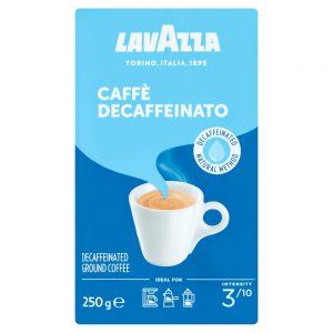 Καφές Χωρίς Καφεΐνη Lavazza Decaffeinated Ground Coffee 250g
