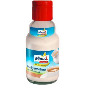 Γάλα Συμπυκνωμένο Για Καφέ Χωρίς Λακτόζη MinusL lactose Free Coffee Cream 165g