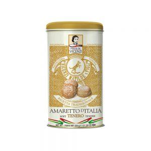 Μπισκότα Μαλακά Αμαρέτο Με Αμύγδαλα Matilde Vicenzi Amaretto d Italia Soft Tenero Tendre 320g